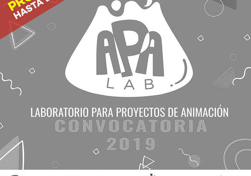 Prórroga para aplicar al APA Lab 2019!!